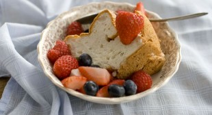Low Carb Angel Food Cake