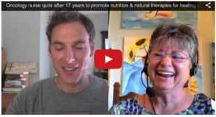Oncology nurse quits after discovering nutrition heals cancer – YouTube